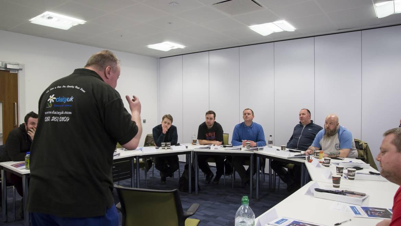 Visual and Disability Awareness Training